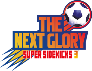 The Next Glory - Super Sidekicks 3 Logo Vector