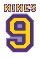 The Nines Logo Vector