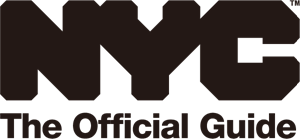 The Official Guide to New York City Logo Vector