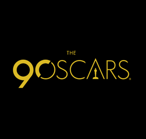 The Oscars 2018 Logo Vector