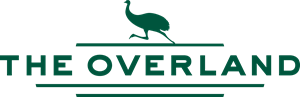 THE OVERLAND Logo Vector