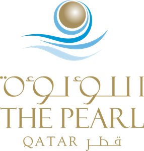 The Pearl-Qatar (TPQ) Logo Vector