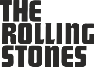 The Rolling Stones 1964 Logo Vector