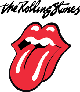 The Rolling Stones Band Logo Vector