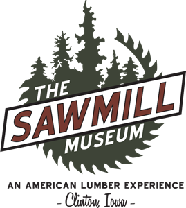 The Sawmill Museum Logo Vector