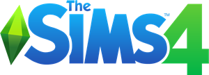The Sims 4 Logo Vector