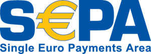 The Single Euro Payments Area SEPA Logo Vector