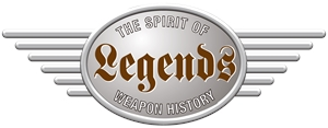 The Spirit of Legends Weapon History Logo Vector