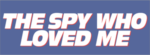 The Spy Who Loved Me Logo Vector