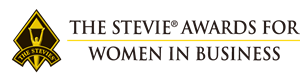 The Stevie Awards for Women in Business Logo Vector