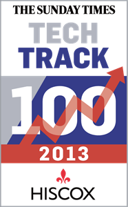 The Sunday Times Tech Track 100 2013 Logo Vector