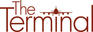 The Terminal Logo Vector
