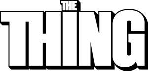 The Thing Logo Vector