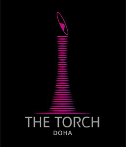 the tourch Logo Vector