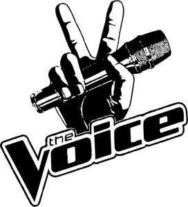 The Voice Logo Vector