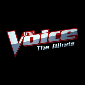 The Voice The Blinds Logo Vector