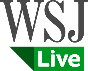 The Wall Street Journal Live Logo Vector