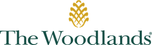 The Woodlands TX Logo Vector