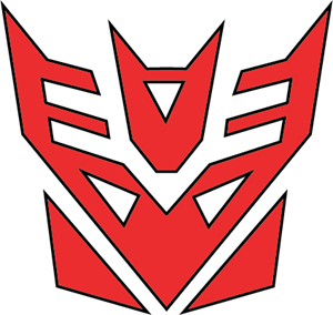 the decepticons Logo Vector