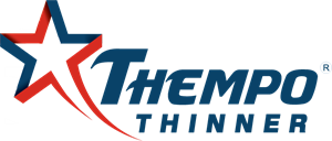 Thempo Thinder Logo Vector