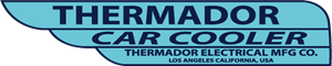 Thermador Car Cooler Logo Vector