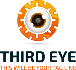 Third Eye Logo Vector