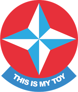 This is my Toy Logo Vector