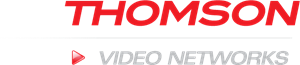 Thomson Video Networks Logo Vector