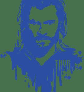 thor logo vectors free download