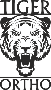 Tiger Ortho Logo Vector