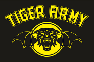 tiger army Logo Vector