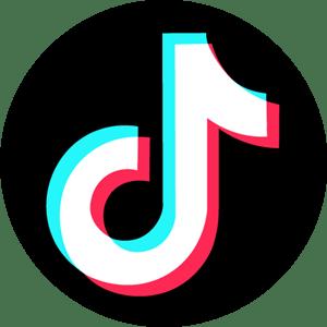 Tik Tok Logo Vectors Free Download