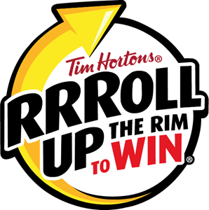 Tim Hortons Roll Up The Rim Logo Vector