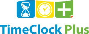 TimeClock Plus Logo Vector