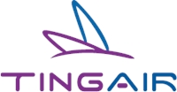 Tingair airlines Logo Vector