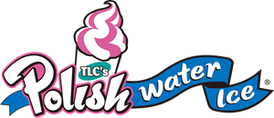 TLC's Polish Water Ice Logo Vector