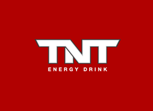 TNT Energy Drink Logo Vector