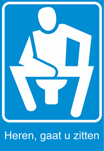 Toilet Logo Vector