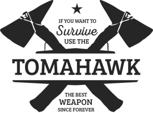 tomahawk badge logo vector eps free download rh seeklogo com tomahawk log homes tomahawk tomahawk log and country homes
