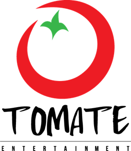 Tomate Entertainment Logo Vector