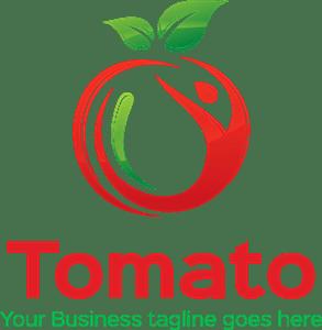 Food And Drinks Logo V... Tomato Logo