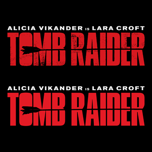 Tomb Raider (2018) Logo Vector