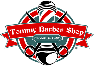 Tommy Barber Shop Logo Vector