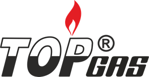 Top Gas Logo Vector