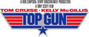 Top Gun Logo Vector