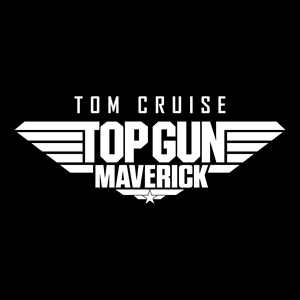 Top Gun - Maverick Logo Vector