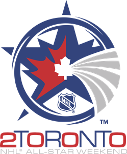 Toronto NHL ALL-STAR Weekend Logo Vector