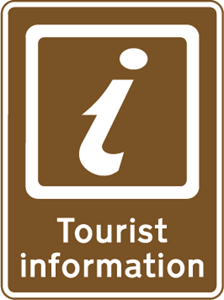 TOURIST INFORMATION Logo Vector