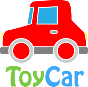Toy car Logo Vector