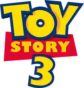 Toy Story 3 Logo Vector
